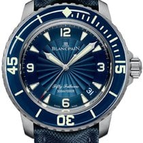 Blancpain Fifty Fathoms Automatic 5015d-1140-52b