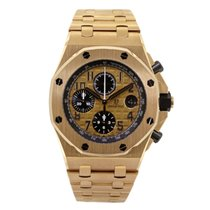 Audemars Piguet Royal Oak Offshore Chrono Rose Gold 26470.OR.1...