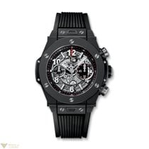 Hublot Big Bang Unico Automatic Ceramic Chronograph Rubber...