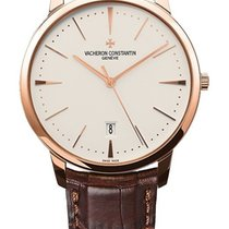 Vacheron Constantin 85180/000r-9248 Patrimony Rose Gold Watch