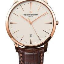 Vacheron Constantin 85180/000r-9248 Patrimony Rose Gold Watch