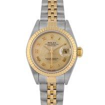 Rolex Datejust Lady Bimetal, Original Mother of Pearl 79173,...