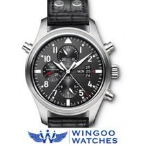 IWC - Pilot's Watch Double Chronograph Ref. IW377801