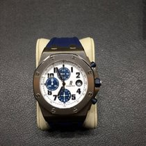 Audemars Piguet Royal Oak Offshore Navy Chronograph - 26170ST....