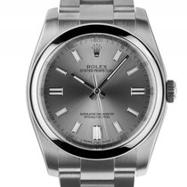 Rolex Oyster Perpetual Stahl Automatik 36mm Ref.116000...