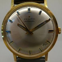 Zenith vintage automatic pink gold date