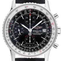 Breitling Navitimer Heritage Chronograph Stahl Automatik...