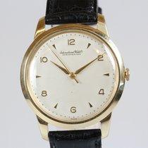 IWC Vintage Gelbgold Kaliber 89