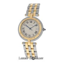 Cartier Ladies Mid Size 30MM  Panthere Vendome 183964 Two Row
