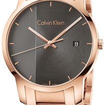 ck Calvin Klein city Herrenuhr K2G2G643