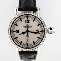 Chronoswiss Timemaster CH 2833D MP (Mother of Pearl Diamond...