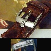 勞力士 (Rolex) ROLEX DATE  Style 19mm Cognac CROCODILE 16mm