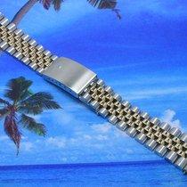 Rolex Men's Datejust SS/18kt Gold Jubilee Bracelet No Holes Case