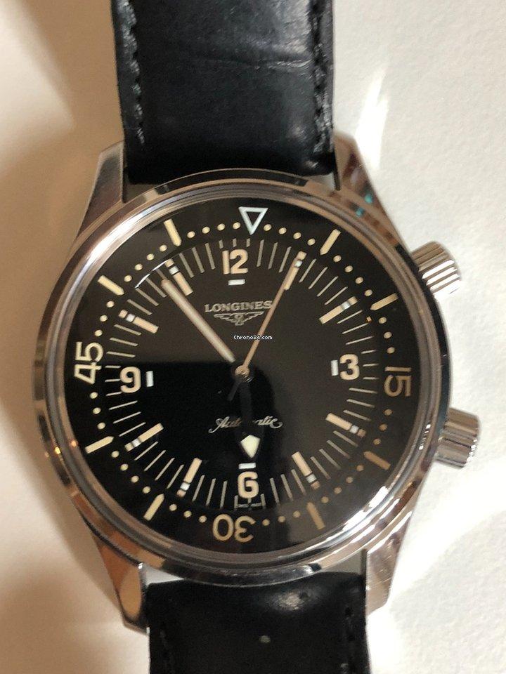 Longines Legend Diver NO DATE eladó 927 633 Ft Magáneladó státuszú eladótól  a Chrono24-en 69c7c18934