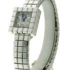 Chopard Ice Cube 18K Whitegold Quartz with Diamonds dial