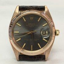 Rolex DATE ROSE GOLD