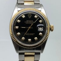 Rolex DATEJUST STEEL GOLD 36MM WITH VERY RARE BRACELET