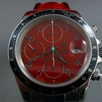 Tudor Prince Date Chronograph Tiger RED version