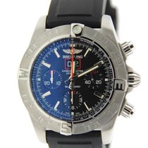 Breitling Windrider Blackbird Chronograph Stainless Steel