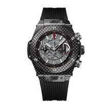 Hublot Big Bang Unico 45mm Automatic Carbon Fiber Mens Watch...