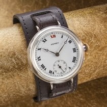 Asprey Vintage Military trench watch stunning and very rare