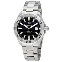 TAG Heuer AQUARACER CALIBRE 5 Sub Stainless Steel Black...