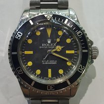 劳力士  (Rolex) Submariner No Date 5513 pre-Comex Dial