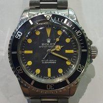 Rolex Submariner No Date 5513 pre-Comex Dial