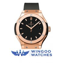 Hublot - CLASSIC FUSION - KING GOLD Ref. 582.OX.1180.RX
