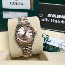 Rolex Cally - [2017 NEW ] 28mm Lady Datejust 279171 Sundust Roman