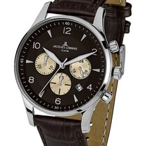 Jacques Lemans 1-1654D London Chronograph Herren 40mm 10ATM