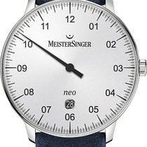 Meistersinger Neo NE401 Einzeiger Automatikuhr Klassisch schlicht