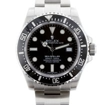 Rolex Sea Dweller 40mm Stainless Steel 116600 Mens Watch