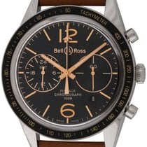 Bell & Ross : Sport Heritage GMT Flyback :  BR 126 FLY...