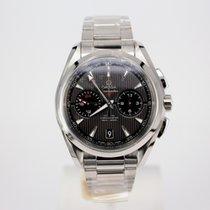 Omega Seamaster Aqua Terra 150M Co-Axial GMT Chronograph