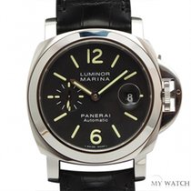 パネライ (Panerai) Luminor Marina Automatic Acciaio, 44mm(NEW)