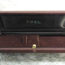 Ebel vintage watch box brown very rare
