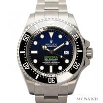 롤렉스 (Rolex) Rolex Deepsea Sea Dweller D-Blue Dial 116660 (NEW)