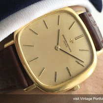 Serviced Vacheron Constantin 36mm Oversize Jumbo Solid Gold 18ct