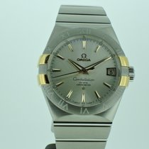 Omega Constellation Co-Axial 38 mm bicolor