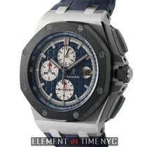 Audemars Piguet Royal Oak Offshore Chronograph Platinum 44mm...
