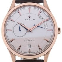 Zenith Captain 40 Automatic Power Reserve Leather