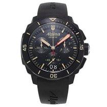 Alpina Seastrong Diver 300 Chronograph Men's Watch