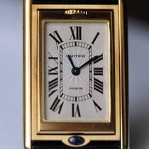 "Cartier Tank Basculante Reversible ""Paris"""