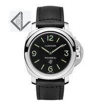Panerai Luminor Base Logo Acciaio 44mm Pam1000 - Pam01000