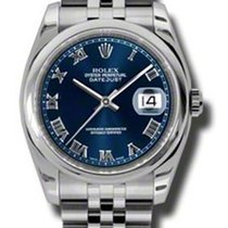 Rolex Datejust 36mm - Steel Domed Bezel - Jubilee Bracelet...