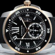 Cartier Calibre De Cartier Diver NOS  Watch  W710055 / 3729