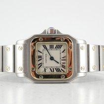 Cartier Santos Galbee bicolor (full set)