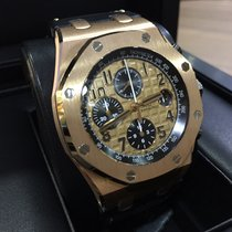 오드마피게 (Audemars Piguet) Royal Oak Offshore Rose Gold 26470OR