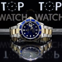 Rolex Submariner Steel and Gold Blue dial (1995)
